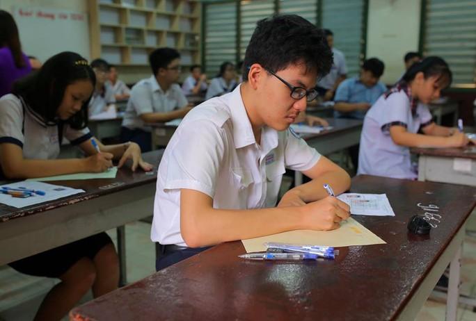Đề thi tiếng Anh lớp 10 nhiều câu khó - Ảnh 5.