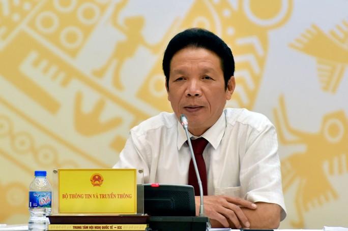 Vụ MobiFone mua AVG: Bộ trưởng Thông tin - Truyền thông vi phạm rất nghiêm trọng - Ảnh 1.