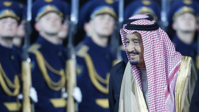 """Ả Rập Saudi dọa đáp trả quân sự """"nếu Qatar mua S-400"""" - Ảnh 1."""