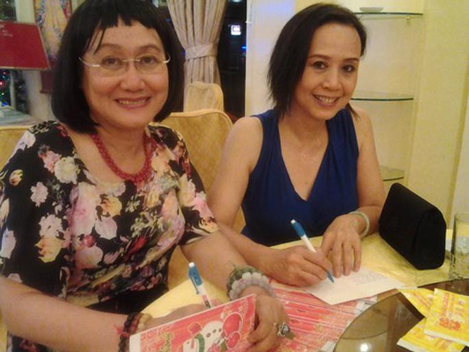 Nghệ sĩ Minh Phượng hồi phục sau cơn đột quỵ - Ảnh 2.