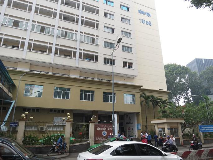Bệnh viện Từ Dũ: 16 bệnh nhân dương tính với cúm A/H1N1 - Ảnh 1.