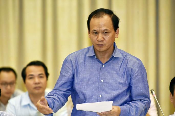 Thứ trưởng Nguyễn Nhật nói về phát ngôn BOT là sản phẩm của giai đoạn trước - Ảnh 1.
