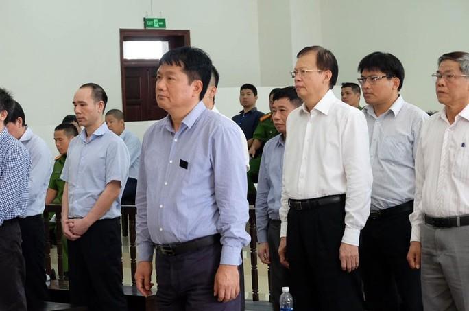 Phiên tòa xét xử ông Đinh La Thăng bất ngờ tạm dừng vì có tình tiết mới - Ảnh 1.