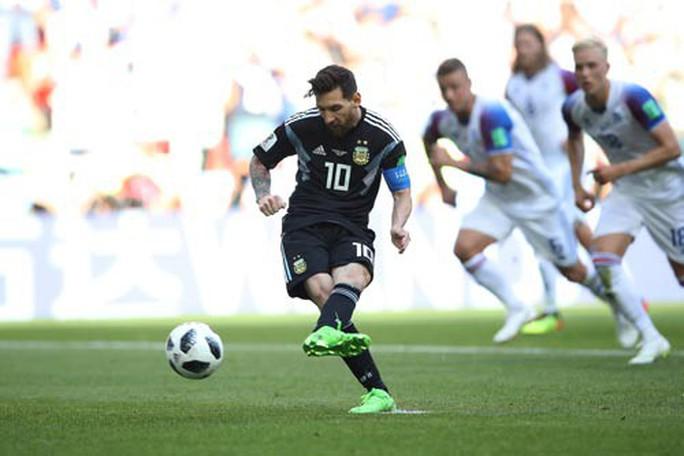 Argentina - Croatia: Canh bạc của Messi - Ảnh 1.