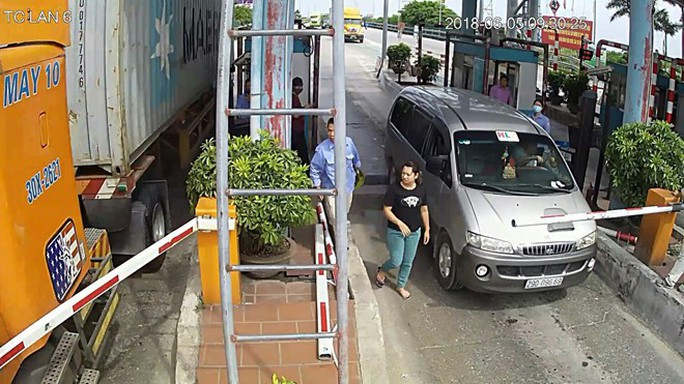 Bộ GTVT báo cáo Thủ tướng vụ gây rối tại trạm BOT Tân Đệ - Ảnh 1.
