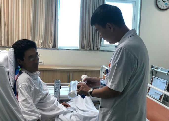 Kỷ lục Việt Nam: 16 người được ghép tạng từ người cho chết não trong 1 tháng - Ảnh 3.
