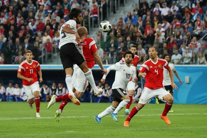 Salah cân nhắc chia tay tuyển Ai Cập vì một bức ảnh - Ảnh 4.