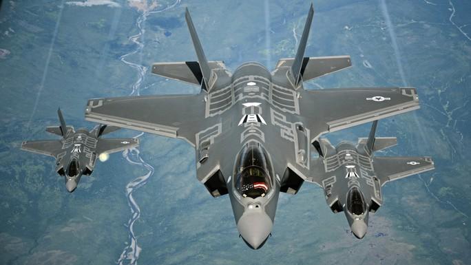 """Mỹ giao F-35 cho Thổ Nhĩ Kỳ dù """"không vui"""" việc nước này mua S-400 - Ảnh 1."""