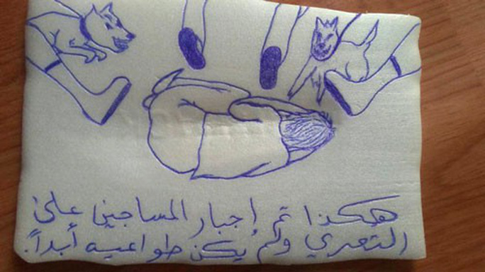 Tra tấn tình dục trong nhà tù mật ở Yemen - Ảnh 1.