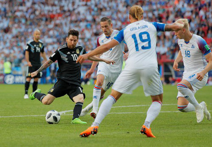 Iceland - Nigeria: Đừng để Iceland dẫn trước! - Ảnh 1.