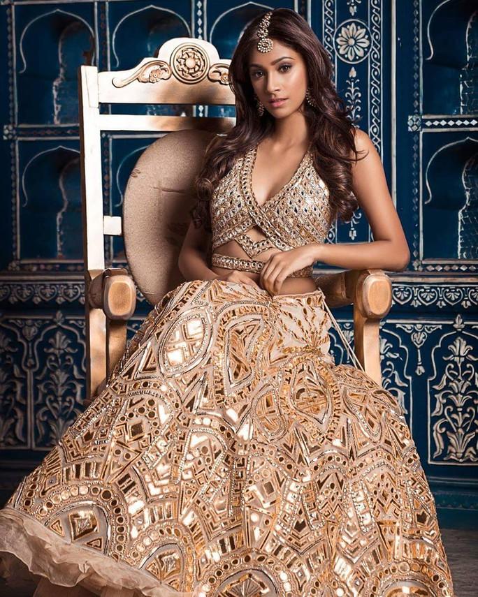 Tân Hoa hậu Ấn Độ: Mạnh mẽ nhờ mẹ! - Ảnh 7.