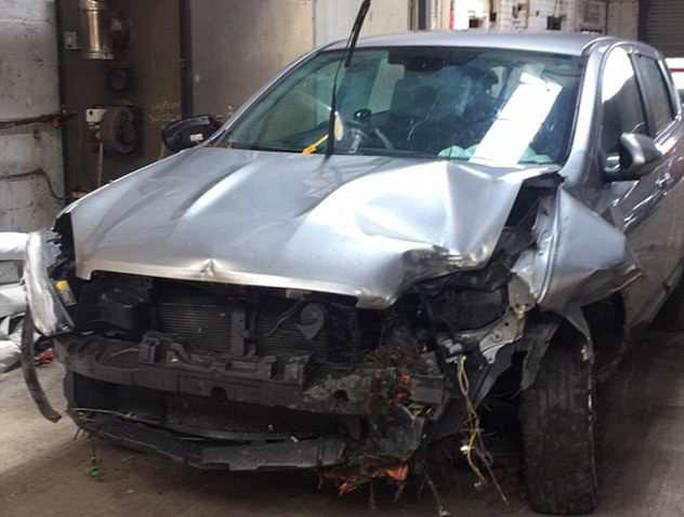 Suýt chết vì bị chẩn đoán sai, được cứu nhờ… một vụ tông xe - Ảnh 1.