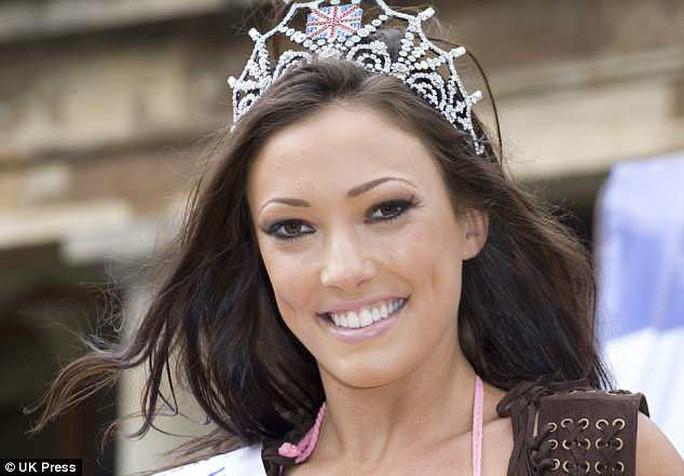 Cựu Hoa hậu Anh nghi tự tử vì trầm cảm - Ảnh 1.