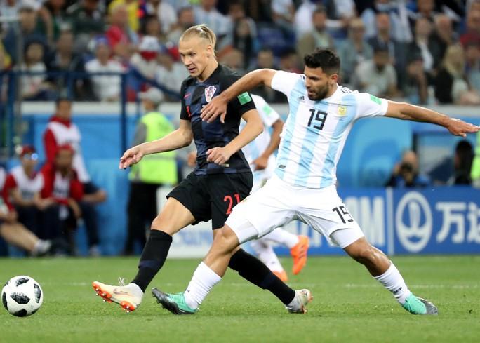 Đương kim á quân Argentina thua tan tác Croatia - Ảnh 2.