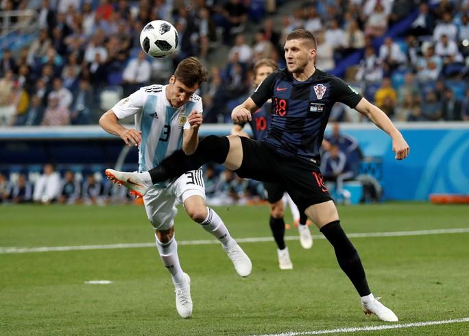 Đương kim á quân Argentina thua tan tác Croatia - Ảnh 5.