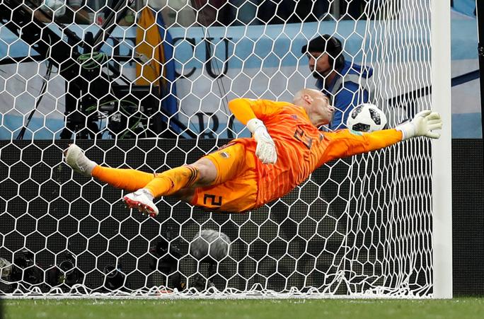 Đương kim á quân Argentina thua tan tác Croatia - Ảnh 3.