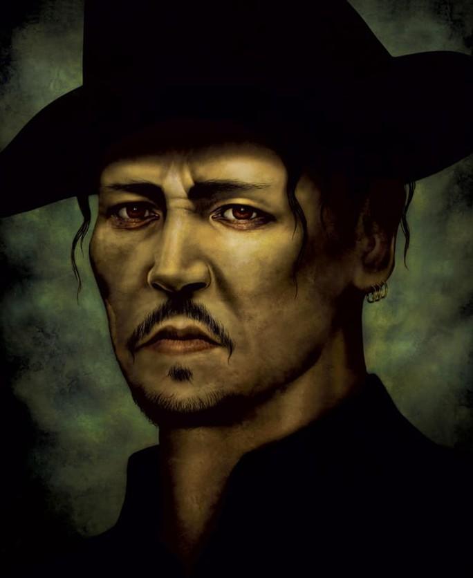Cướp biển Johnny Depp đau khổ tột cùng vì ly hôn - Ảnh 3.