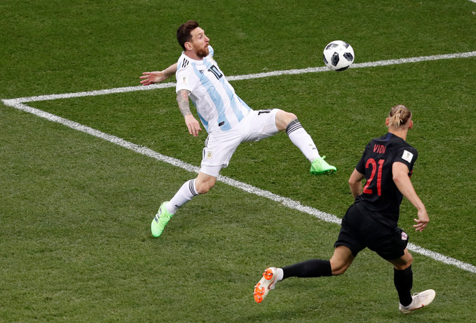 Đương kim á quân Argentina thua tan tác Croatia - Ảnh 4.
