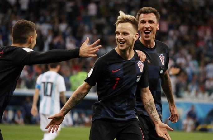 Đương kim á quân Argentina thua tan tác Croatia - Ảnh 8.