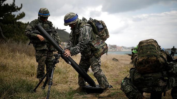 Mỹ rút quân khỏi Hàn Quốc: Trung Quốc tưởng lợi hóa hại - Ảnh 1.