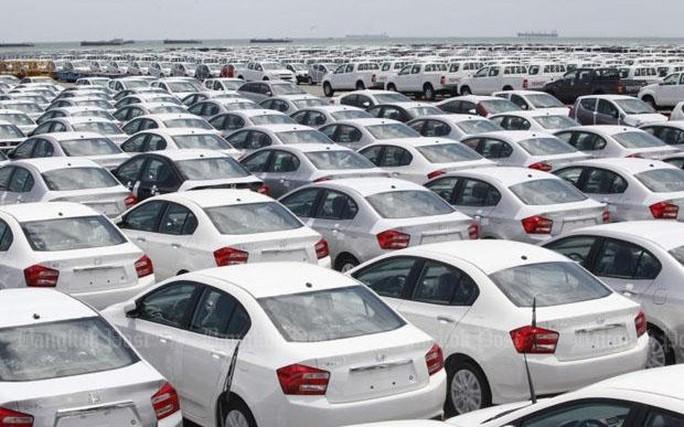 Thị trường ôtô đang dần sôi động - Ảnh 1.