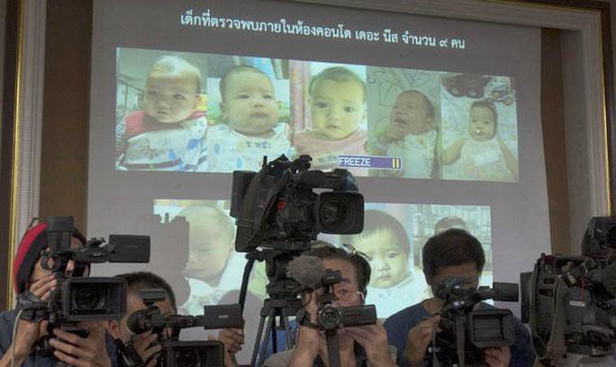 Campuchia phá đường dây phụ nữ cho khách Trung Quốc thuê tử cung - Ảnh 1.