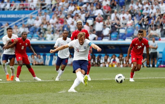 Harry Kane lập hat-trick, Anh thắng đậm, tiễn Panama về nước - Ảnh 8.
