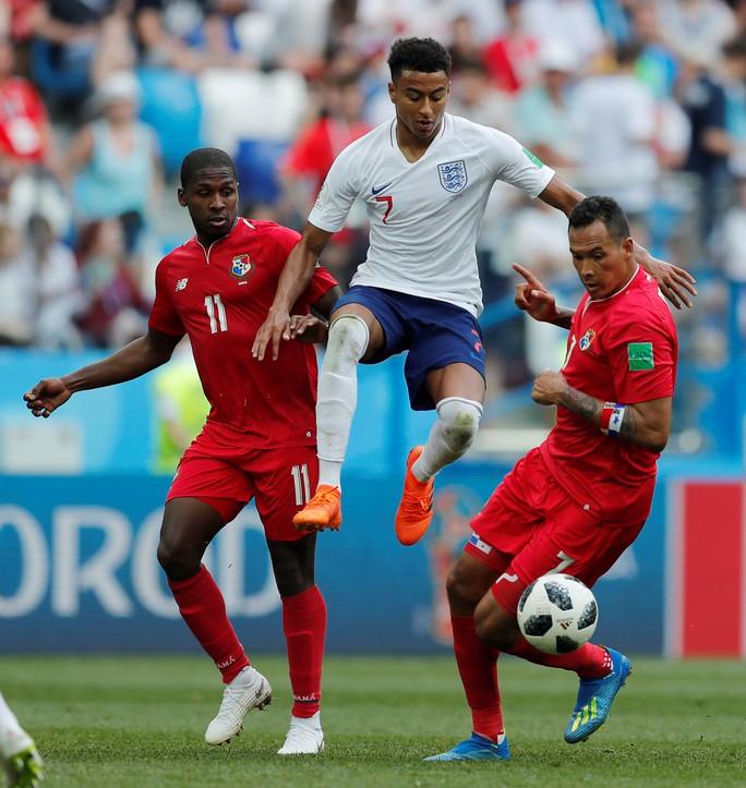 Harry Kane lập hat-trick, Anh thắng đậm, tiễn Panama về nước - Ảnh 4.