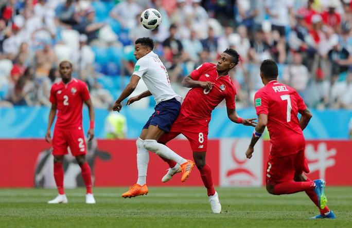 Harry Kane lập hat-trick, Anh thắng đậm, tiễn Panama về nước - Ảnh 3.