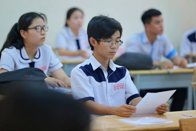 Cung bậc cảm xúc của thí sinh ngày đầu đến điểm thi - Ảnh 5.