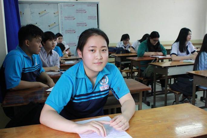 Cung bậc cảm xúc của thí sinh ngày đầu đến điểm thi - Ảnh 8.