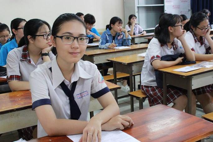 Cung bậc cảm xúc của thí sinh ngày đầu đến điểm thi - Ảnh 9.