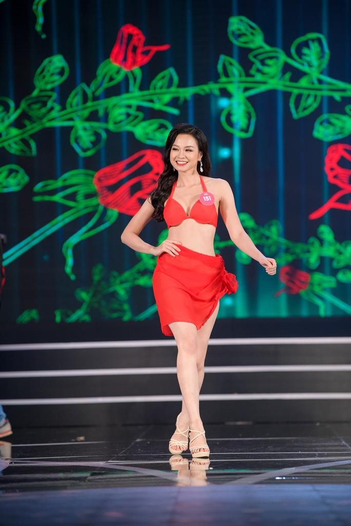 19 thí sinh đầu tiên của vòng chung kết Hoa hậu Việt Nam 2018 - Ảnh 2.