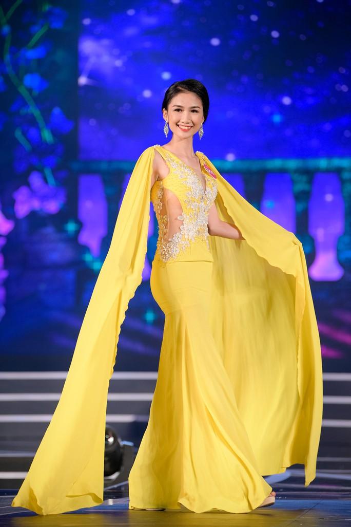 19 thí sinh đầu tiên của vòng chung kết Hoa hậu Việt Nam 2018 - Ảnh 12.