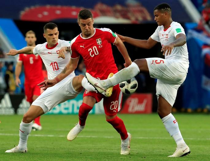 FIFA điều tra cáo buộc thiên vị trong thất bại của tuyển Serbia - Ảnh 1.