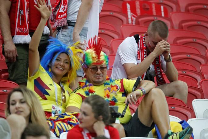 Colombia xé nát hàng thủ Ba Lan - Ảnh 3.