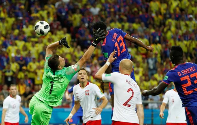 Colombia xé nát hàng thủ Ba Lan - Ảnh 2.