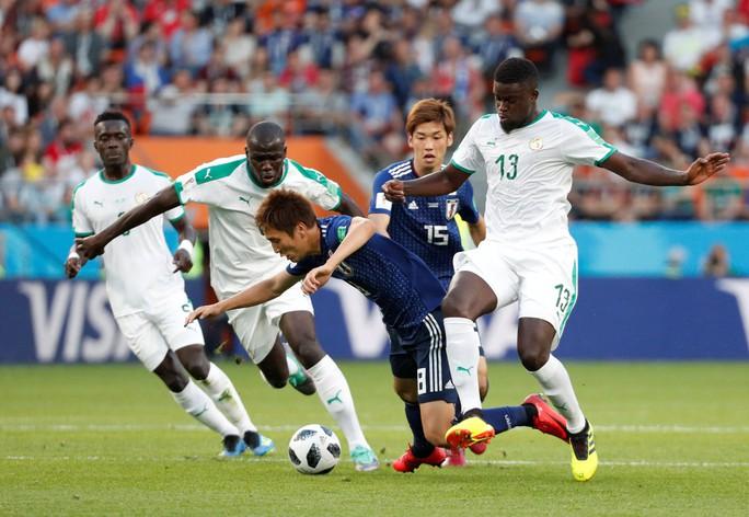 Hòa sư tử Senegal, Nhật Bản mơ dự vòng 1/8 - Ảnh 2.