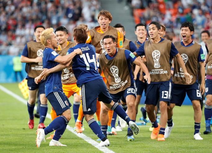 Hòa sư tử Senegal, Nhật Bản mơ dự vòng 1/8 - Ảnh 9.
