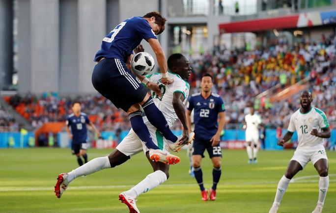 Hòa sư tử Senegal, Nhật Bản mơ dự vòng 1/8 - Ảnh 3.