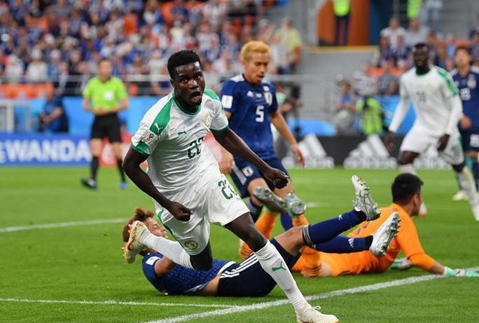 Hòa sư tử Senegal, Nhật Bản mơ dự vòng 1/8 - Ảnh 6.