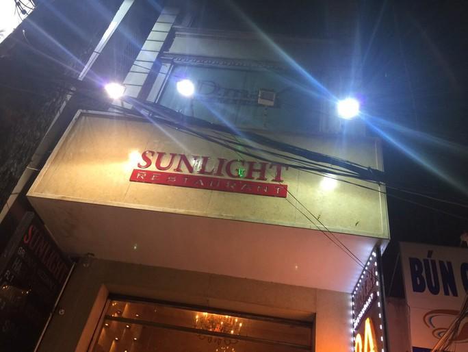 Kiểm tra nhà hàng Dmax thành Sunlight - Ảnh 3.