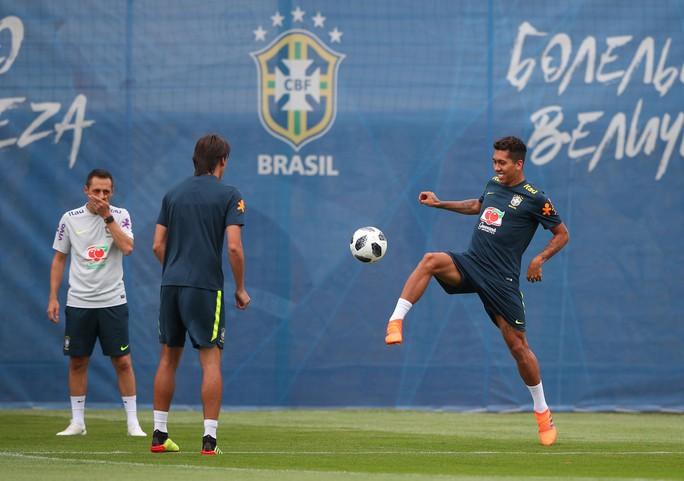 Mong Brazil tránh Đức - Ảnh 2.