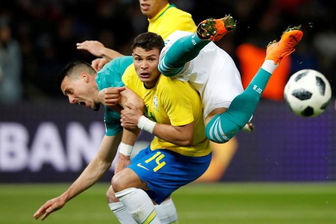 Mong Brazil tránh Đức - Ảnh 1.