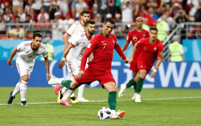 Ronaldo đã bằng Messi! - Ảnh 1.