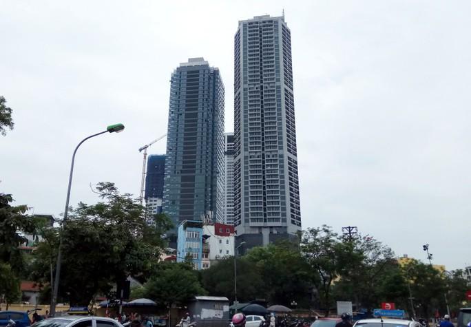 Chung cư không đảm bảo PCCC, chủ đầu tư bất chấp cho cư dân vào ở - Ảnh 3.