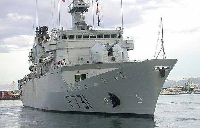 Tàu chiến tấp nập đến điểm hẹn tập trận RIMPAC - Ảnh 5.