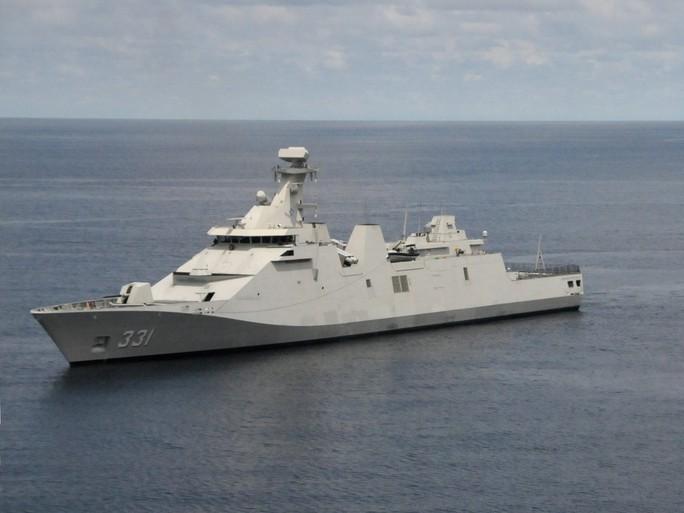 Tàu chiến tấp nập đến điểm hẹn tập trận RIMPAC - Ảnh 7.