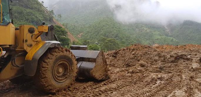 31 người chết, mất tích do mưa lũ, thiệt hại gần 500 tỉ đồng - Ảnh 1.