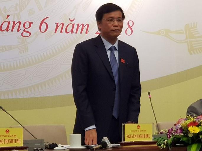 Đại biểu Quốc hội Nguyễn Văn Thân chỉ có 1 quốc tịch Việt Nam - Ảnh 1.